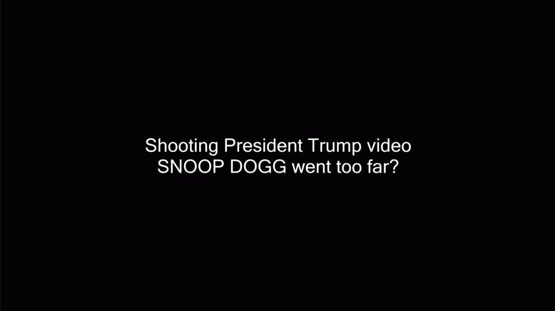 El momento del disparo al presidente