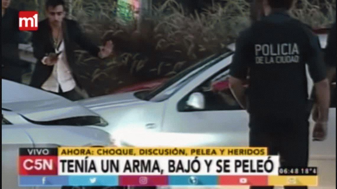 ¿Qué llevaban en el auto y a qué se dedican los gitanos de Palermo?