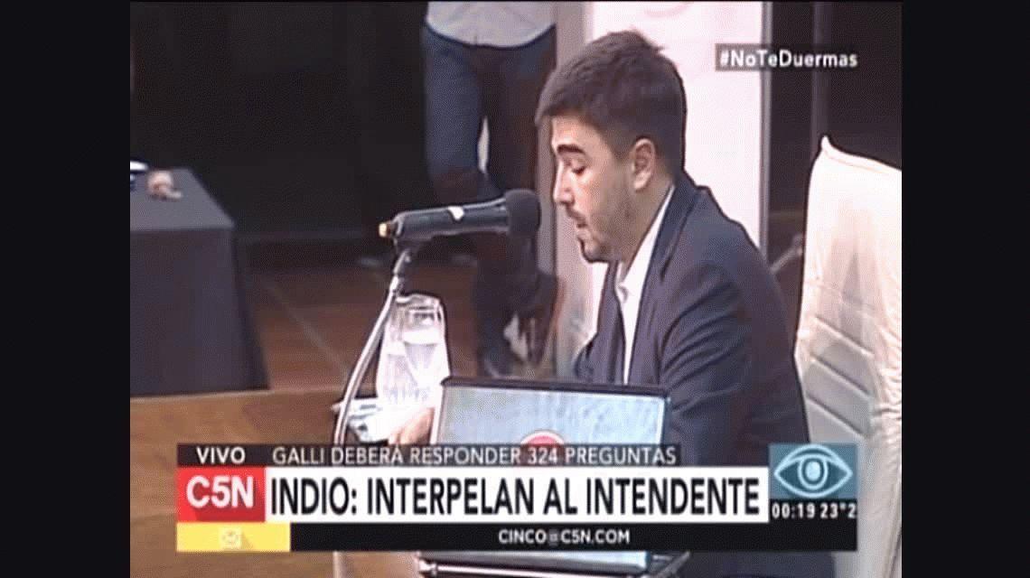 Para el intendente de Olavarría, al recital del Indio fue una multitud impensable