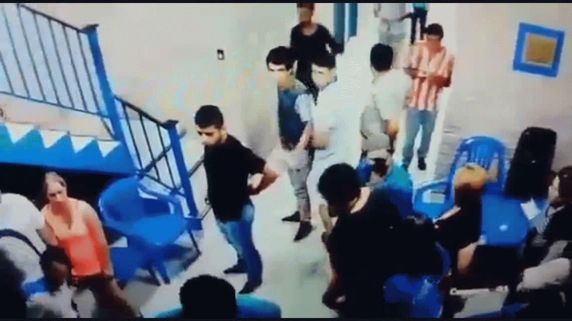 VIDEO: Así mató la Policía mata a un joven militante opositor en Paraguay