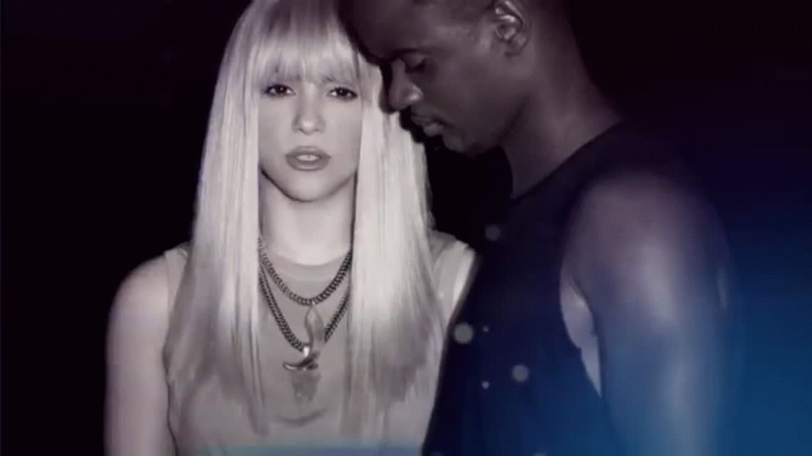 La provocativa foto de Shakira que Piqué subió a las redes sociales