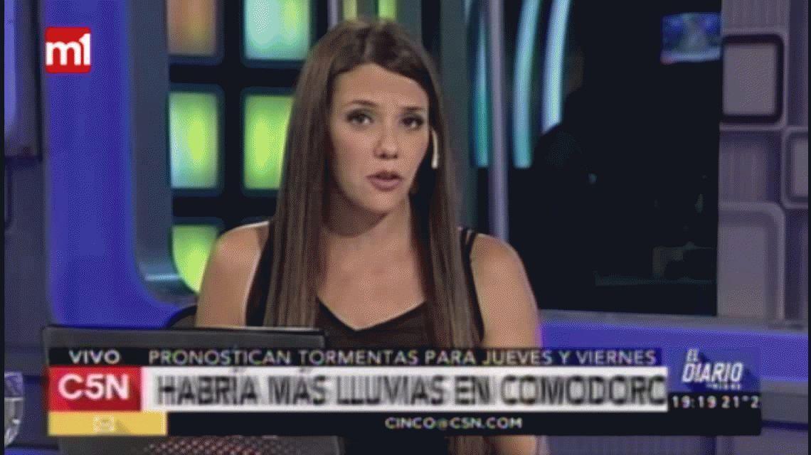 Las inundaciones en Tucumán