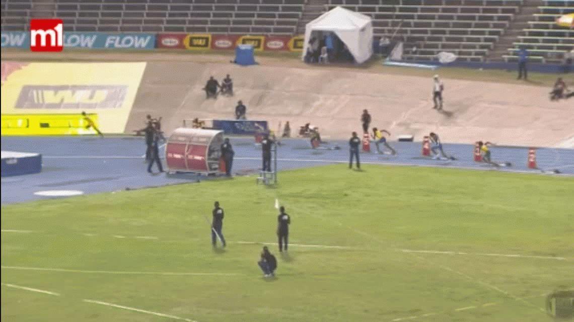 VIDEO: La chica Bolt que, con 12 años, deslumbra al atletismo internacional