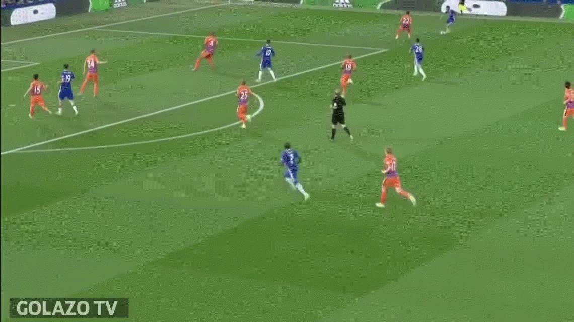 A pesar del gol de Agüero, el Manchester City cayó ante Chelsea