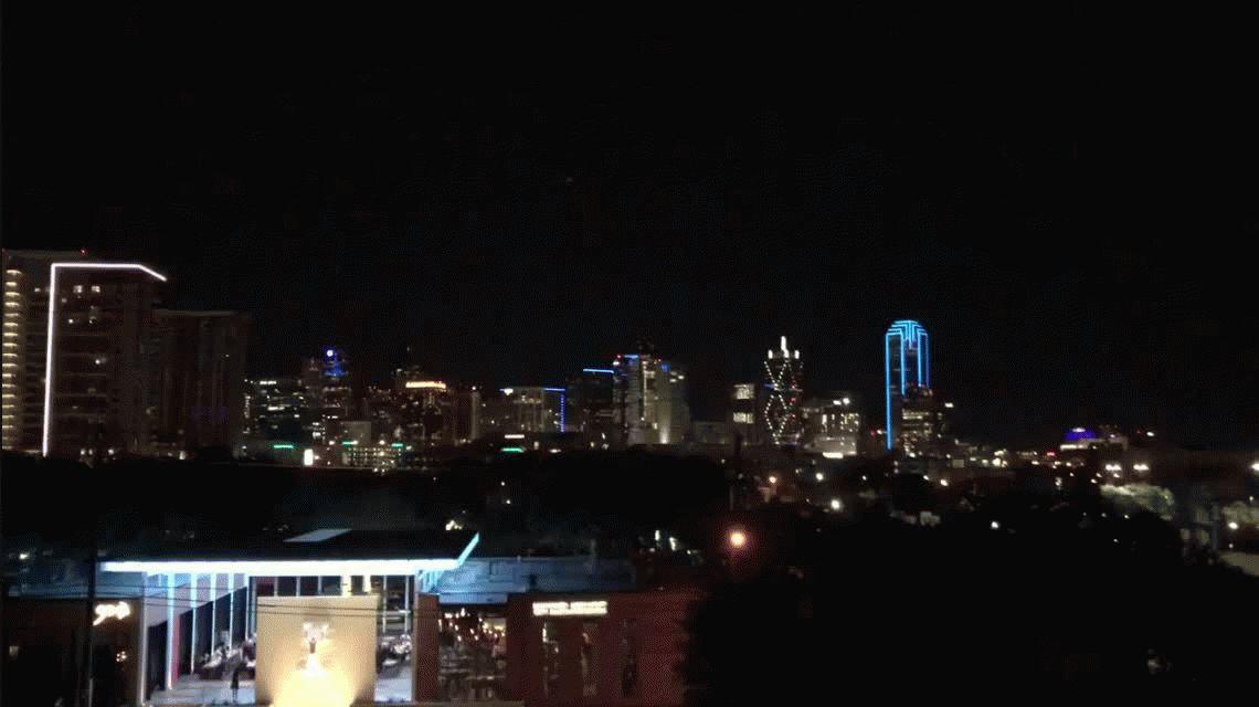 Hackearon 156 sirenas en Dallas y las hicieron sonar por 95 minutos