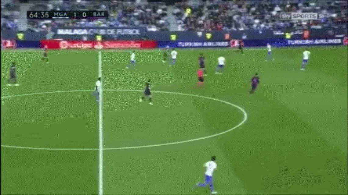 Por aplaudir al árbitro, Neymar se pierde el clásico ante Real Madrid