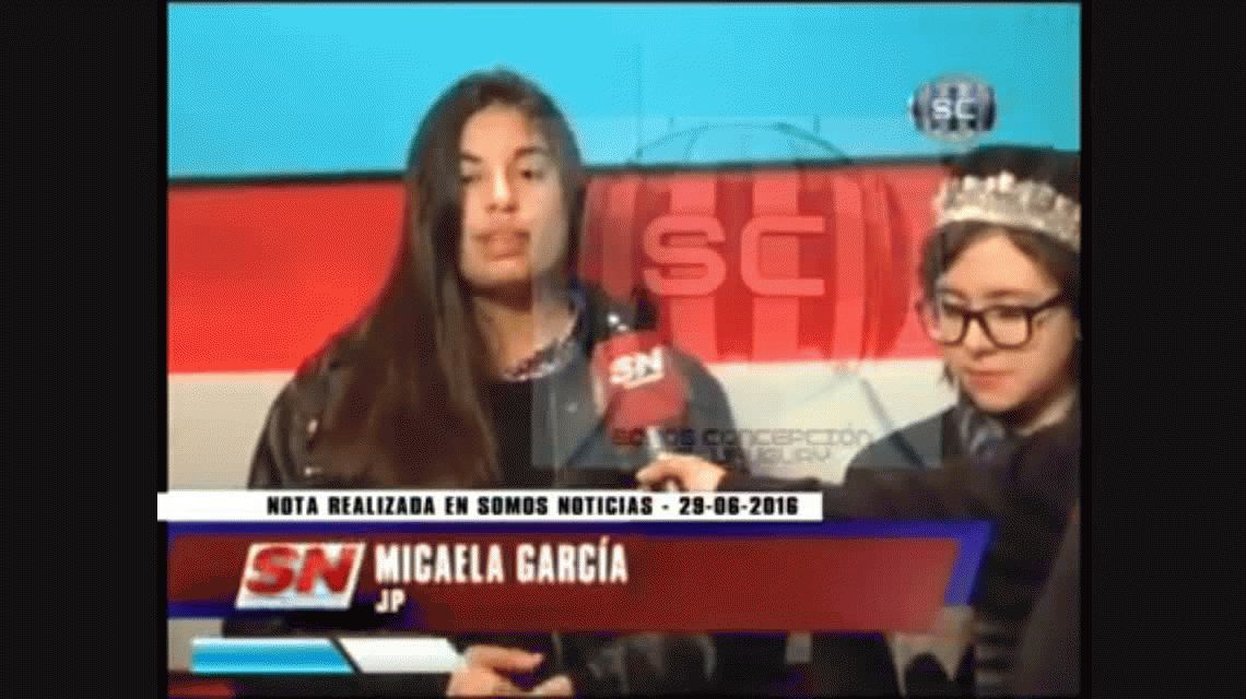 Micaela García