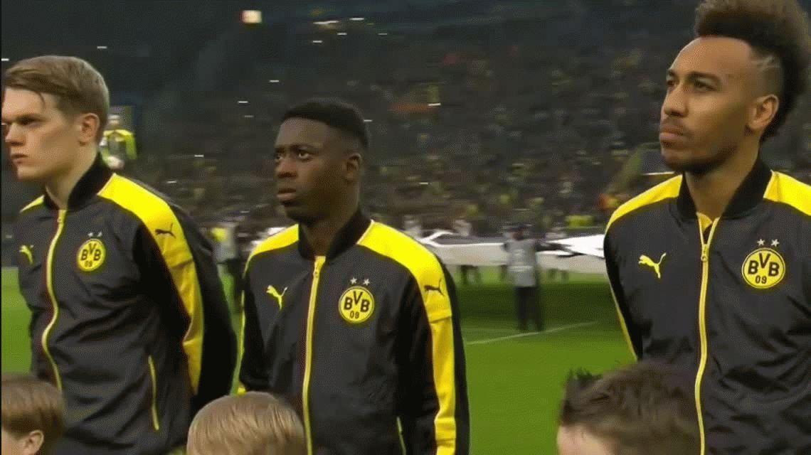 Mónaco le ganó un partidazo al Dortmund y sueña con la semi de Champions