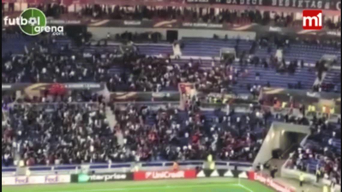 La UEFA excluyó a Lyon y Besiktas de la próxima competición europea