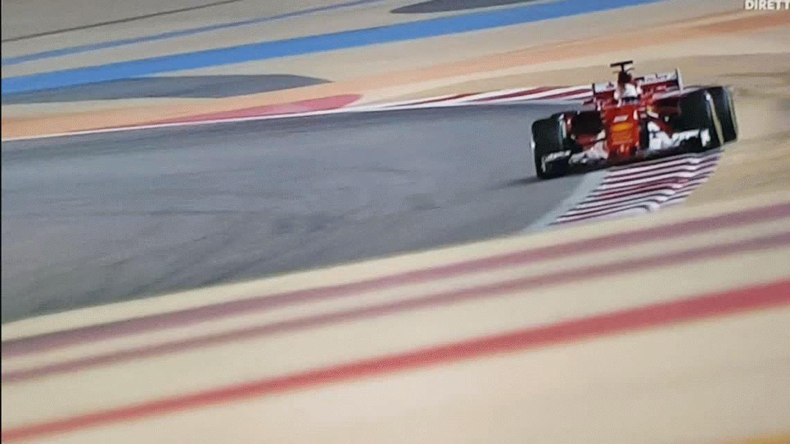 Vettel ganó en el Gran Premio de Bahréin y lidera el Mundial de Fórmula 1