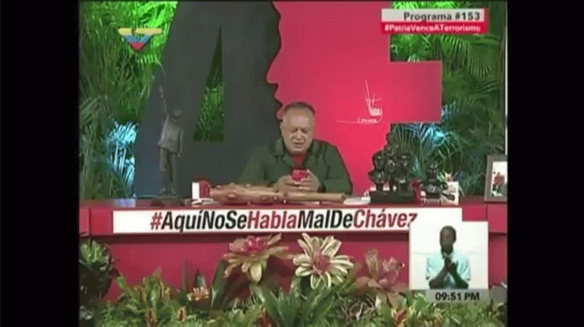 Los militares venezolanos reconocen a Maduro como el único presidente
