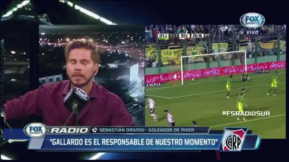 Gallardo le prohibió a los jugadores de River usar el celular
