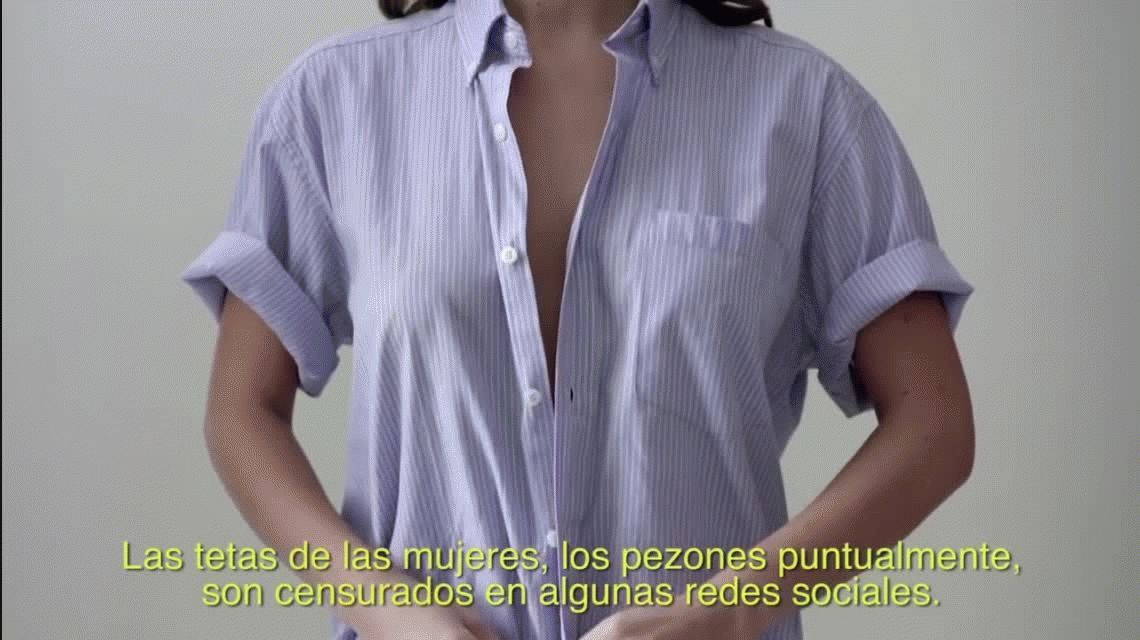 Todos aman las tetas: el video contra el cáncer de mama que desafía la censura