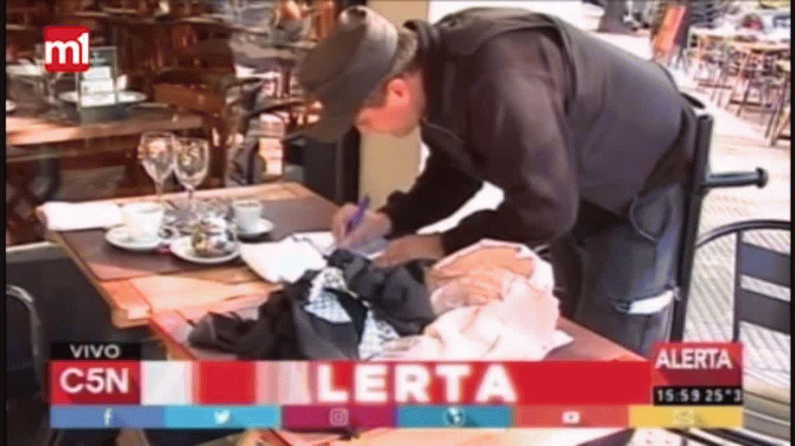 Clientes de un restaurante detuvieron a dos ladrones en Palermo