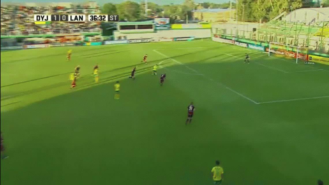 Defensa sumó tres puntos de oro ante Lanús