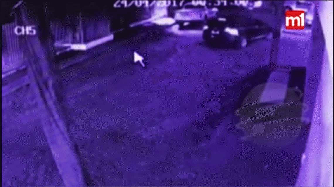 VIDEO: Así fue el asalto comando a la empresa en Ciudad del Este