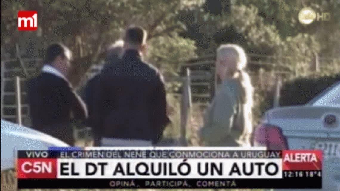 La mamá del nene asesinado en Uruguay: Mi hijo quería un padre