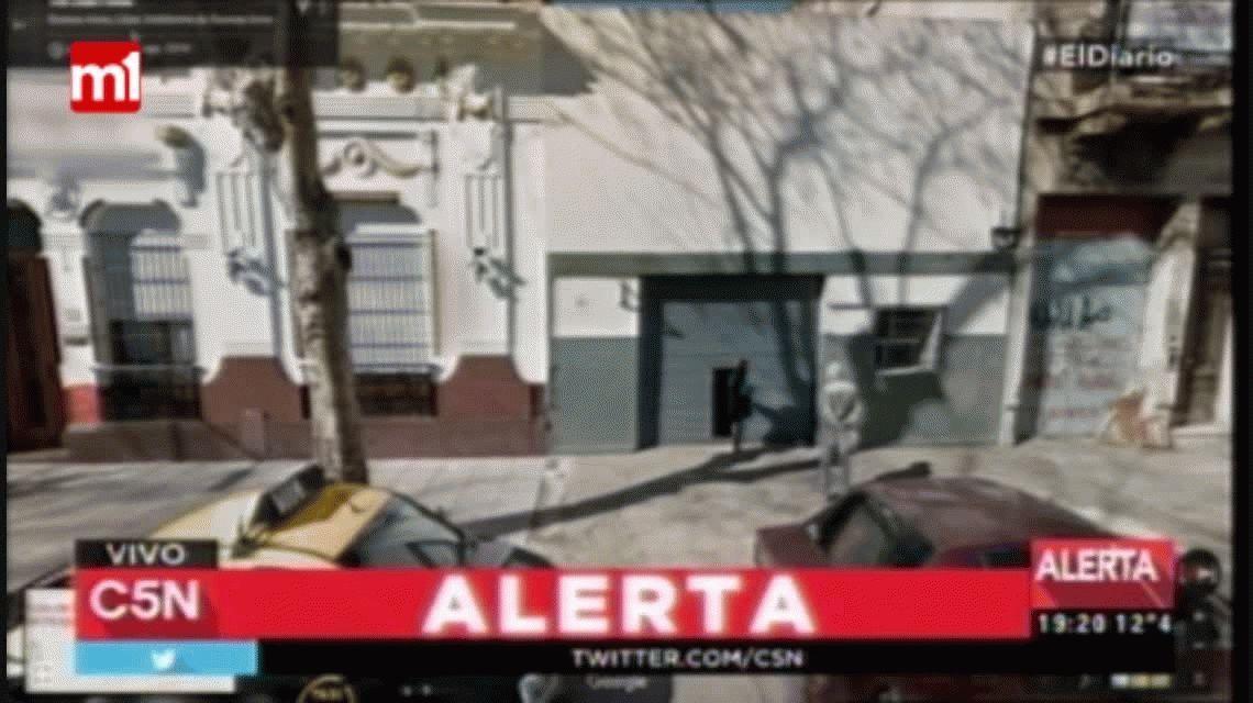 Asaltaron una sede de Gendarmería en Capital: robaron armas y chalecos antibalas