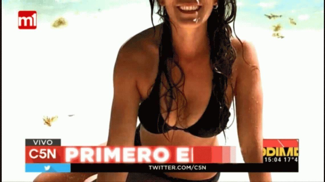 Repatriaron los restos de la joven argentina asesinada en Playa del Carmen