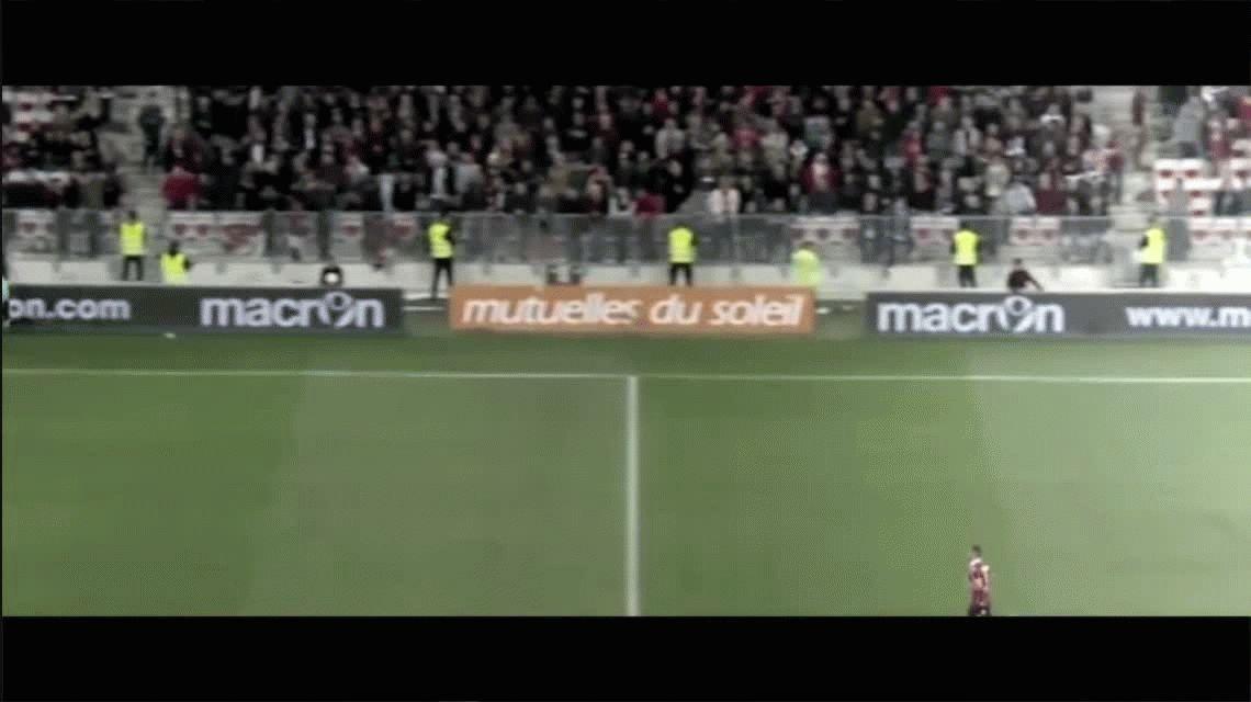 La criminal patada por la que Ángel Di María fue expulsado en el PSG
