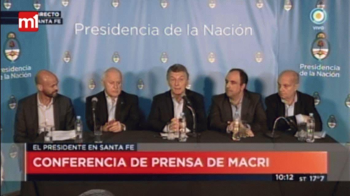Macri ironizó sobre la posibilidad de un segundo mandato