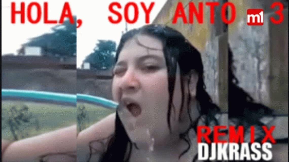 Luego del video aparecieron la cumbia y el reggaeton de ¡Hola, soy Anto!