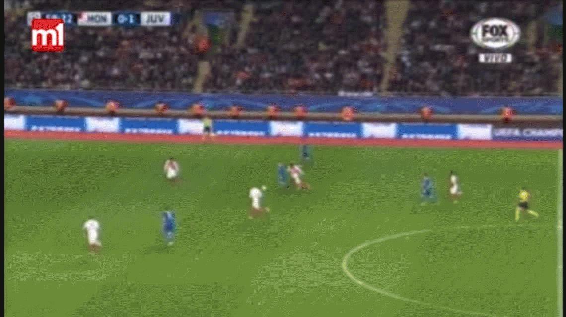 Los goles de Gonzalo Higuaín para la Juventus en la semi de Champions