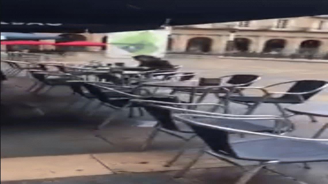 Un barra del Bilbao fue multado con 9 mil euros por agredir a un hincha del Betis