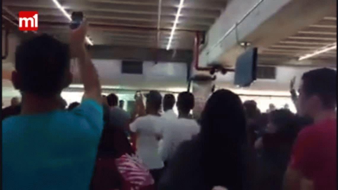 Unos 30 argentinos están varados en Venezuela desde el viernes