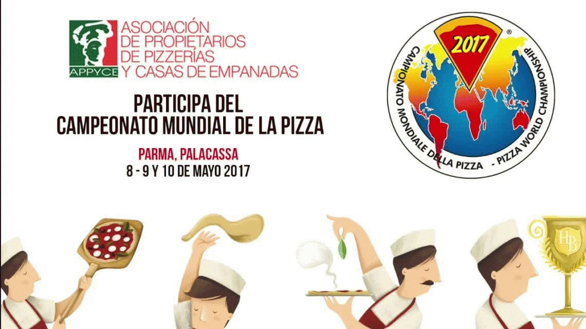 Un argentino quedó en el top 10 de las mejores acrobacias con pizza