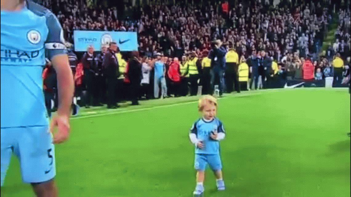 La emotiva despedida de Zabaleta tras 9 temporadas en el Manchester City