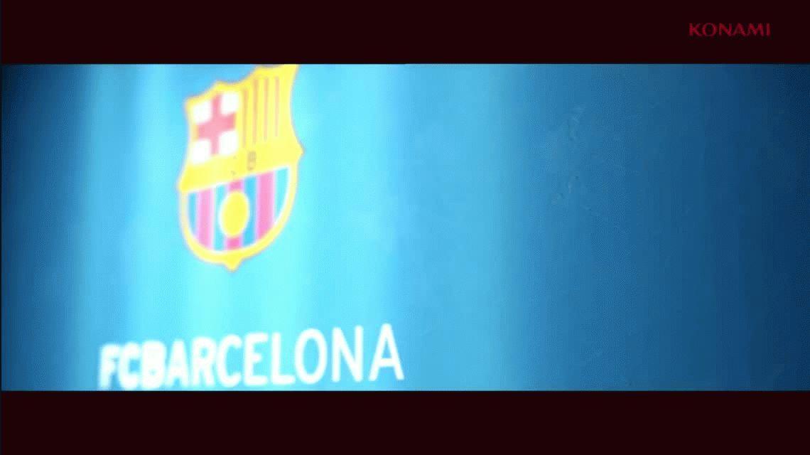 VIDEO: Así será el PES 2018 con Messi, Neymar y Suárez como protagonistas