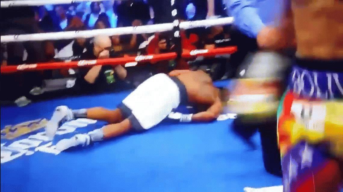 Boxeo: el polémico triunfo de Dirrel contra Uzcategui