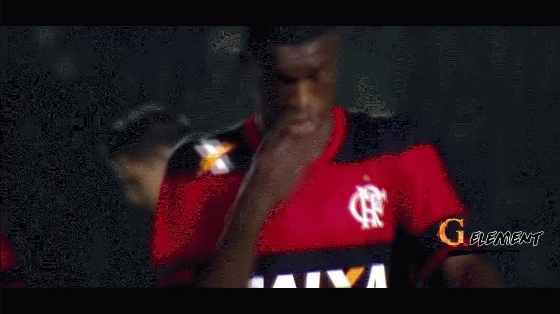 Real Madrid compró a Vinícius Júnior, un joven de 16 años del Flamengo