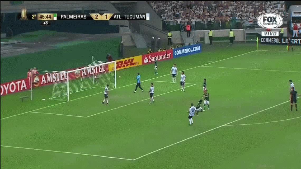 Ze Roberto, con casi 43 años, es el más veterano en anotar un gol en la Copa Libertadores