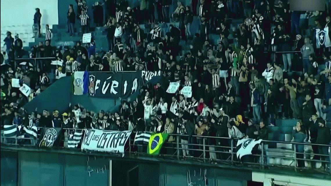 Estudiantes despidió a Verón venciendo a Botafogo y clasficando a la Sudamericana