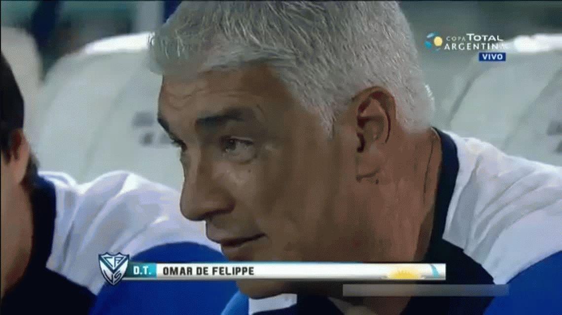 Vélez derrotó apenas por un gol al digno Leandro N. Alem del Lobo Cordone