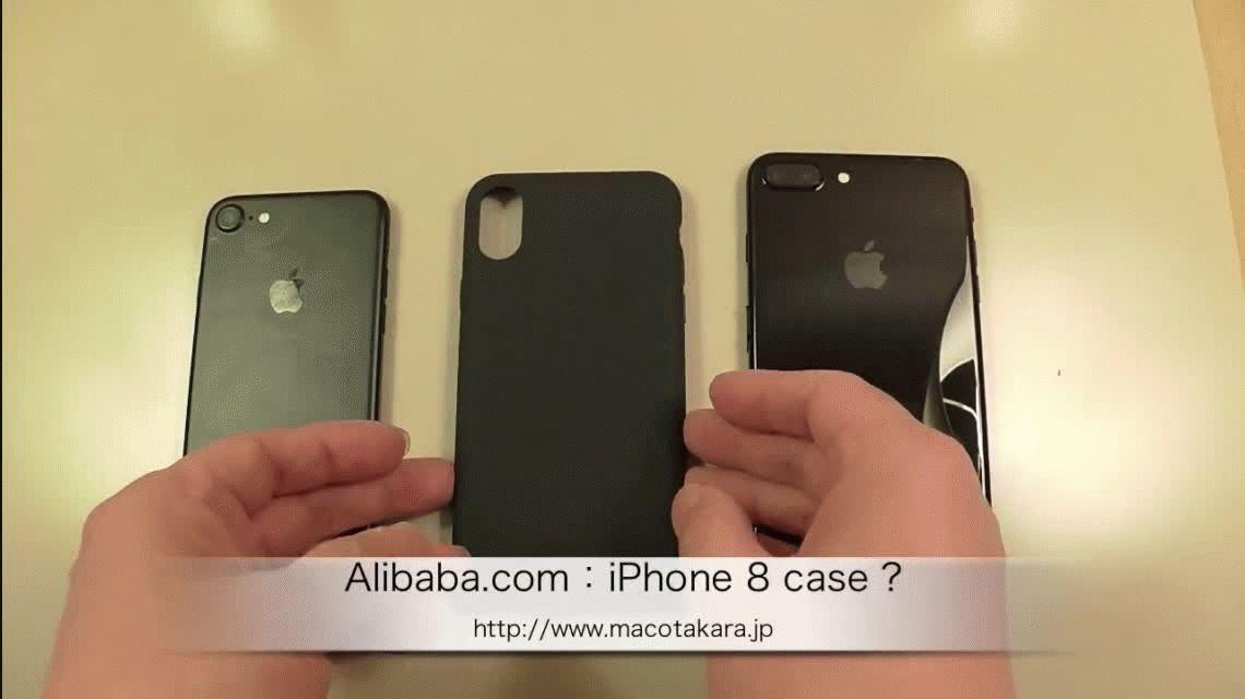 Se filtra la funda del nuevo iPhone: sería más grande y con super cámara