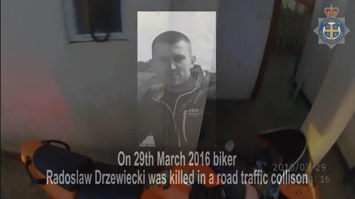 Compartió el video de la muerte de su novio para generar conciencia