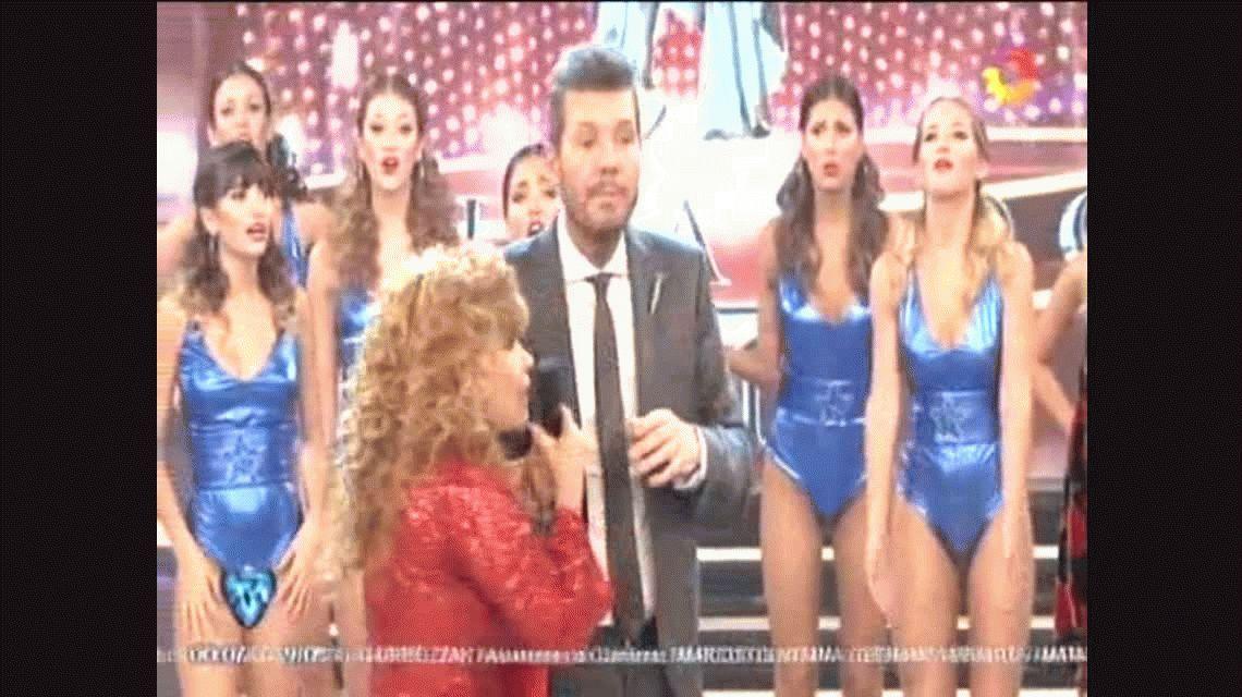 La Tigresa del Oriente cantó Despacito y anunció su renuncia al Bailando de ShowMatch