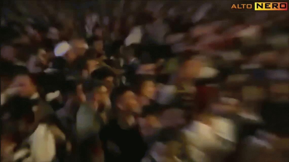 Psicosis terrorista: 1.000 hinchas de Juventus heridos en una estampida