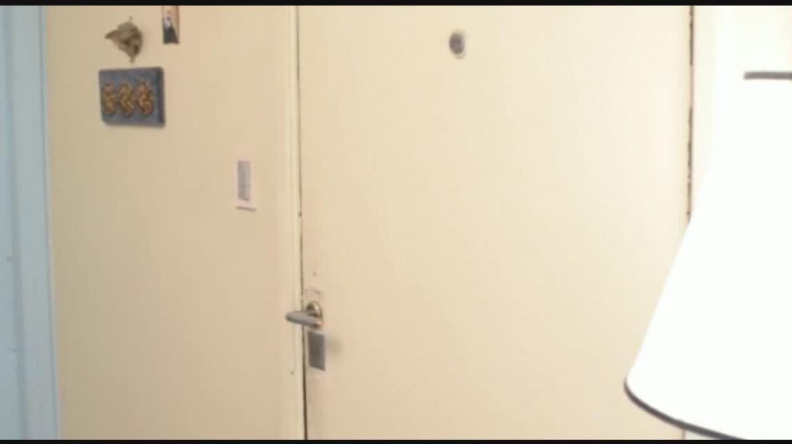 VIDEO: ¿Un fantasma en la grabación de la nueva película de Matías Alé?
