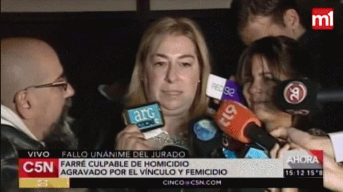 Femicidio del country: una de las fiscales pidió que Farré se muera en la cárcel