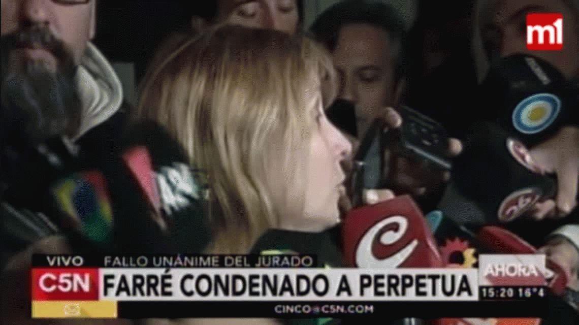 Femicidio del country: Mis sobrinos no quieren ver a su padre