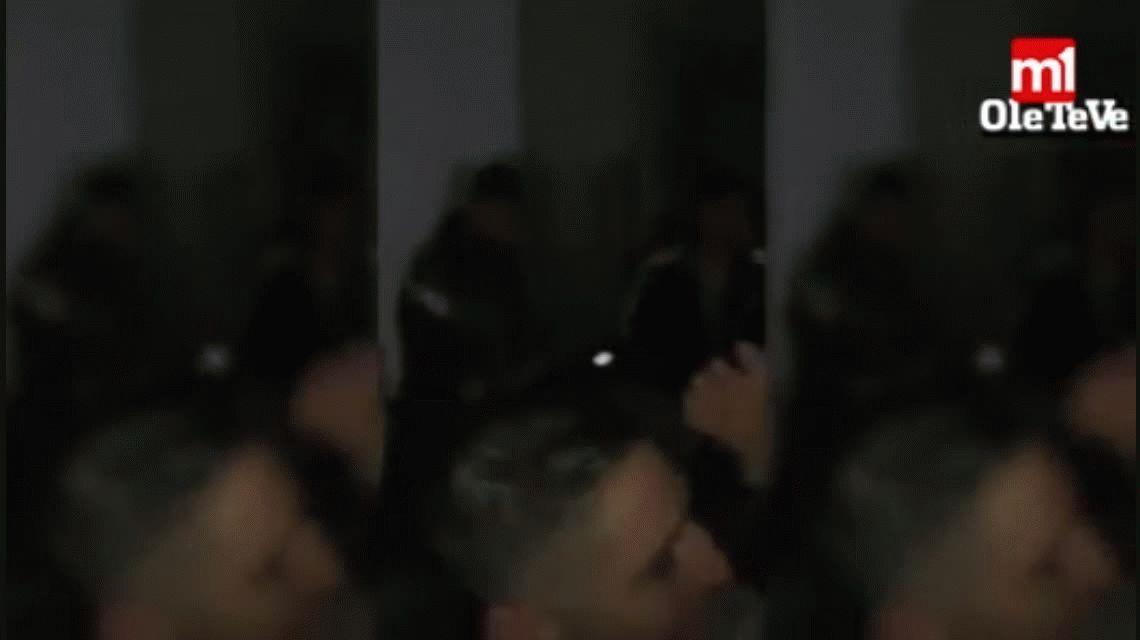 ¡Estamo activo! El video de Brian Sarmiento en el vestuario de Sacachispas