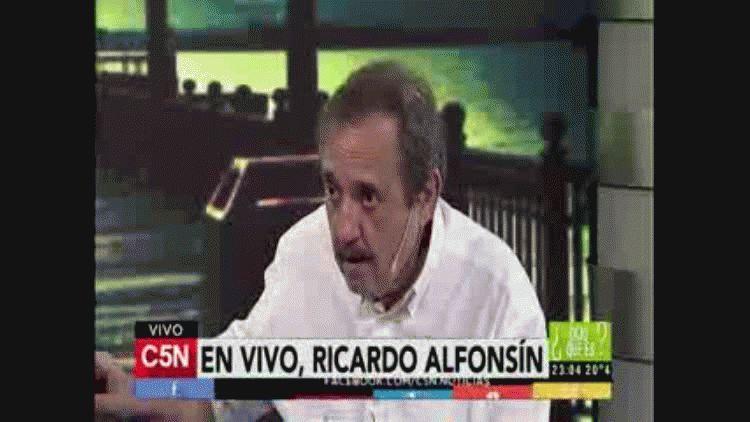 Alfonsín habló de la tensión entre Prat Gay y Sturzenegger