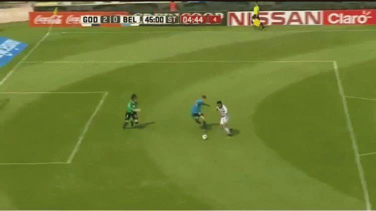 Correa anotó el segundo gol de Godoy Cruz ante Belgrano en Mendoza