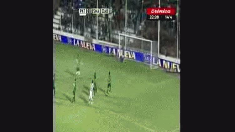 Bértoli puso el 3-0 para Patronato