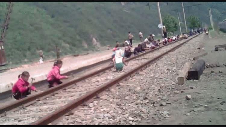 Esclavitud de niños en Corea del Norte