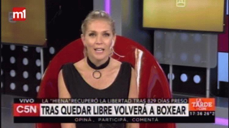 Habló la madre de Yamilia tras la liberación de la Hiena Barrios
